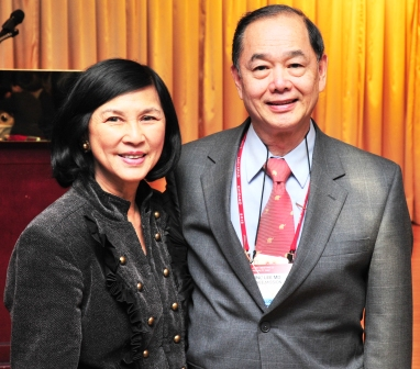 Ping Lee and King Lee, MD