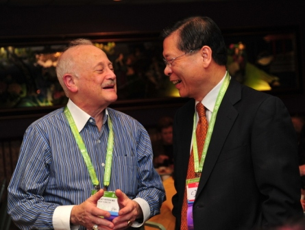 Robert Ritch, MD and CJ Chen, MD